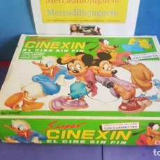 Juguetes antiguos Exin: CINEXIN. Lote 236320620