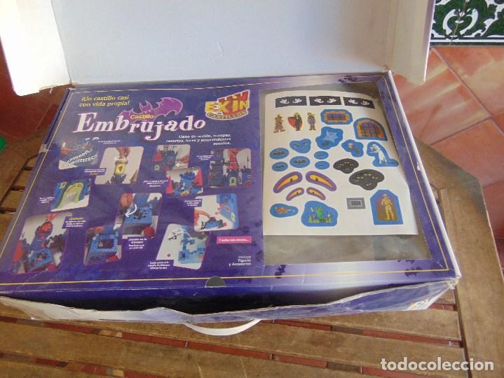 Juguetes antiguos Exin: EXIN CASTILLOS DE POPULAR DE JUGUETES CASTILLO EMBRUJADO - Foto 6 - 91502035