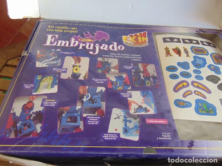 Juguetes antiguos Exin: EXIN CASTILLOS DE POPULAR DE JUGUETES CASTILLO EMBRUJADO - Foto 7 - 91502035