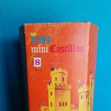 Juguetes antiguos Exin: EXIN CASTILLOS S SERIE NARANJA. Lote 92377837