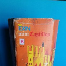 Juguetes antiguos Exin: EXIN CASTILLOS S SERIE NARANJA. Lote 92378300