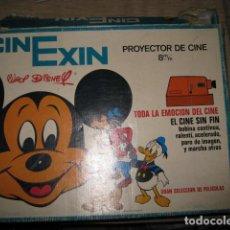 Juguetes antiguos Exin: CINEXIN 8 MM. Lote 92868510