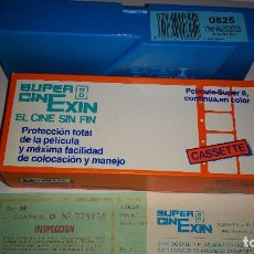 Juguetes antiguos Exin: SUPER CINEXIN PELICULA REF:0825 NUEVA. Lote 93859195