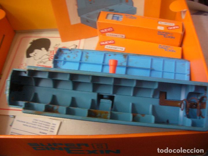 Juguetes antiguos Exin: SUPER CINE EXIN CON TRES PELICULAS - Foto 6 - 97456419