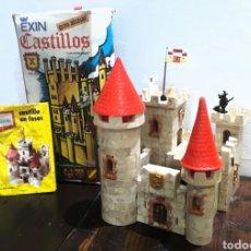 Juguetes antiguos Exin: CASTILLO EXIN GRAN ALCAZAR COMPLETO. Lote 99192698