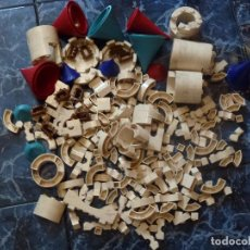 Juguetes antiguos Exin: LOTE PIEZAS CASTILLOS EXIN CASTILLO- LEER TEXTO. Lote 99958603
