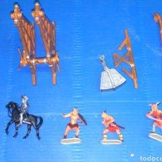 Juguetes antiguos Exin: EXIN CASTILLOS FIGURAS DE HISTOREX. Lote 100931408