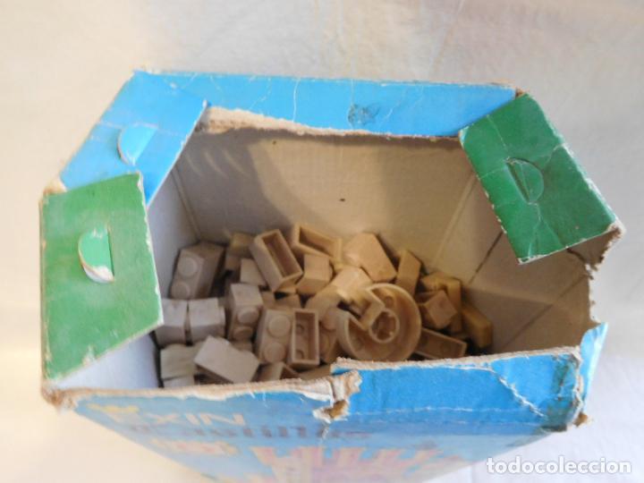 Juguetes antiguos Exin: Exin castillos serie azul nº0. Completo. Ref 4. en caja - Foto 3 - 107325403