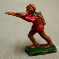 Juguetes antiguos Exin: FIGURA DE PLASTICO, MEDIEVAL, EXIN CASTILLOS, 1970S. Lote 107481087