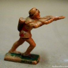 Juguetes antiguos Exin: FIGURA DE PLASTICO, MEDIEVAL, EXIN CASTILLOS, 1970S. Lote 107481139