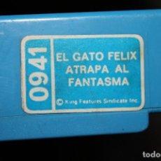 Juguetes antiguos Exin: PELICULA CINE EXIN EL GATO FELIX ATRAPA AL FANTASMA. Lote 108345927