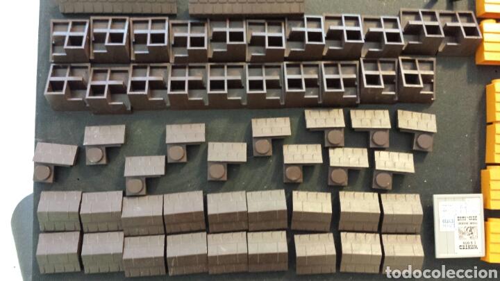 Juguetes antiguos Exin: Enorme lote piezas Exin West con figuras como Exin Castillos - Foto 14 - 109264932
