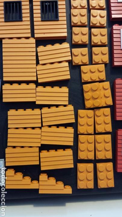 Juguetes antiguos Exin: Enorme lote piezas Exin West con figuras como Exin Castillos - Foto 21 - 109264932