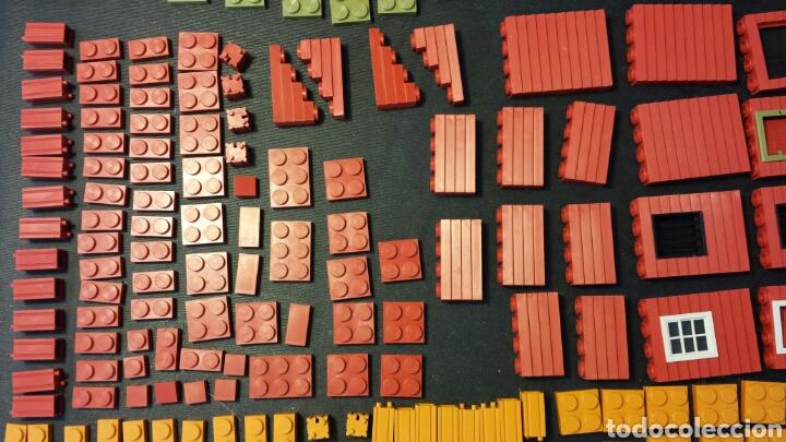Juguetes antiguos Exin: Enorme lote piezas Exin West con figuras como Exin Castillos - Foto 25 - 109264932