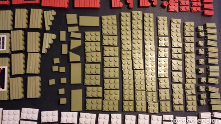 Juguetes antiguos Exin: Enorme lote piezas Exin West con figuras como Exin Castillos - Foto 28 - 109264932