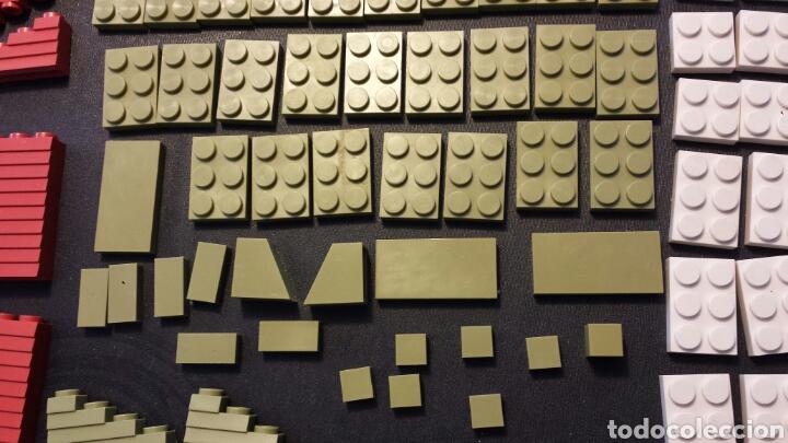 Juguetes antiguos Exin: Enorme lote piezas Exin West con figuras como Exin Castillos - Foto 29 - 109264932