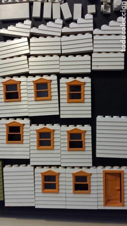 Juguetes antiguos Exin: Enorme lote piezas Exin West con figuras como Exin Castillos - Foto 31 - 109264932