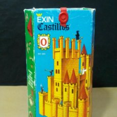 Juguetes antiguos Exin: EXIN CASTILLOS CLÁSICO - SERIE AZUL Nº0- COMPLETO!!. Lote 110146475