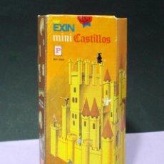 Juguetes antiguos Exin: EXIN CASTILLOS CLÁSICO - SERIE NARANJA, P - COMPLETO 100% . Lote 110146671