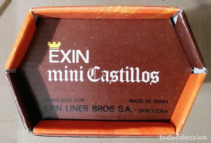 Juguetes antiguos Exin: EXIN CASTILLOS SERIE NARANJA MINI P - Foto 3 - 110494163