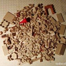 Juguetes antiguos Exin: LOTE PIEZAS EXIN CASTILLOS CLASICO ORIGINAL. Lote 199645415