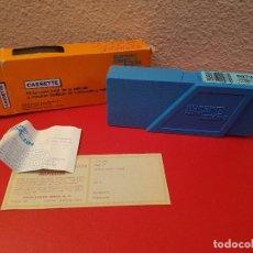 Juguetes antiguos Exin: PELICULA CASSETTE EN COLOR CINE EXIN SUPER 8 DONALD EN TARDE DE LEONES 973. Lote 115523943