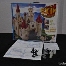 Brinquedos antigos Exin: CAJA VACÍA EXIN CASTILLOS JAIME I EL CONQUISTADOR. Lote 116867287