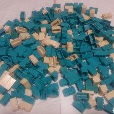 Juguetes antiguos Exin: 598 - LOTE EXIN CASTILLO PIEZAS. Lote 118751994