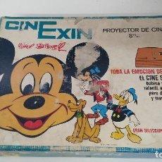 Juguetes antiguos Exin: CAJA DE CINE EXIN ANTIGUA . Lote 121344235