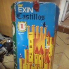 Juguetes antiguos Exin: EXIN CASTILLOS Nº1.REF.0201.EXIN AÑOS 70.. Lote 157460009