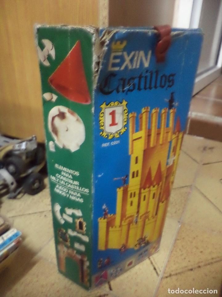Juguetes antiguos Exin: EXIN CASTILLOS Nº1.Ref.0201.EXIN años 70. - Foto 2 - 157460009