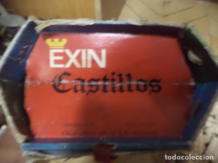 Juguetes antiguos Exin: EXIN CASTILLOS Nº1.Ref.0201.EXIN años 70. - Foto 5 - 157460009
