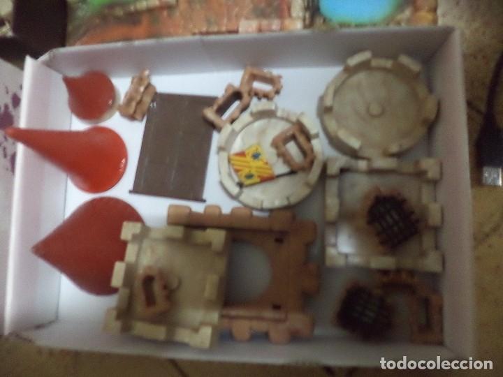 Juguetes antiguos Exin: EXIN CASTILLOS Nº1.Ref.0201.EXIN años 70. - Foto 10 - 157460009
