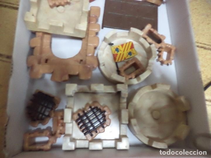 Juguetes antiguos Exin: EXIN CASTILLOS Nº1.Ref.0201.EXIN años 70. - Foto 13 - 157460009