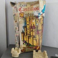 Juguetes antiguos Exin: EXIN CASTILLOS ANTIGUO EXIN CASTILLOS X. Lote 171595322