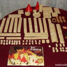 Juguetes antiguos Exin: EXIN CASTILLOS GRAN ALCÁZAR X. Lote 122619275