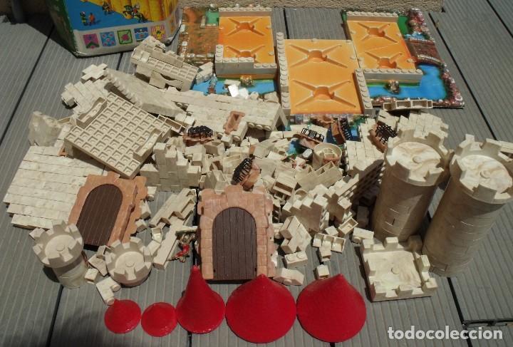 Juguetes antiguos Exin: EXIN CASTILLOS SERIE AZUL Nº 3 - Foto 2 - 122783975
