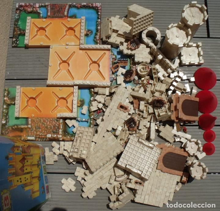 Juguetes antiguos Exin: EXIN CASTILLOS SERIE AZUL Nº 3 - Foto 3 - 122783975