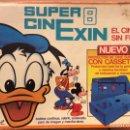 Juguetes antiguos Exin: SUPER 8 CINEXIN PELÍCULA POPEYE EN EL CASTILLO DEL MONSTRUO.. Lote 123377256