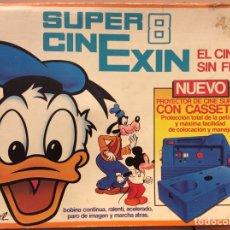 Juguetes antiguos Exin: SUPER 8 CINEXIN PELÍCULA POPEYE EN EL CASTILLO DEL MONSTRUO.. Lote 207180728