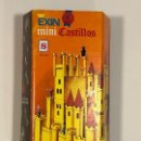 Juguetes antiguos Exin: EXIN CASTILLOS SERIE NARANJA MODELO S . SELLADO. NUEVO A ESTRENAR. Lote 43052299