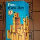 Juguetes antiguos Exin: EXIN CASTILLOS CON PERSONAJES SERIE AZUL 2 REF. 202 EN SU CAJA ORIGINAL + INSTRUCCIONES + INSPECCIÓN. Lote 127676679