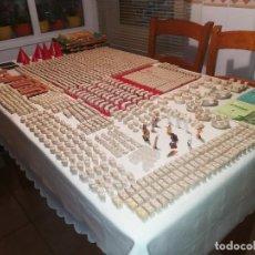 Juguetes antiguos Exin: EXIN CASTILLOS - SERIE AZUL - 1.000 PIEZAS - Nº 2 Y Nº 3 - ¡ ¡ ¡ POR SÓLO 1.- EURO DE SALIDA ! ! !. Lote 127792331