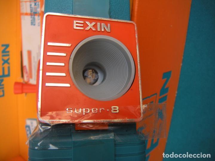 Juguetes antiguos Exin: SUPER CINEXÍN - Foto 3 - 133555606