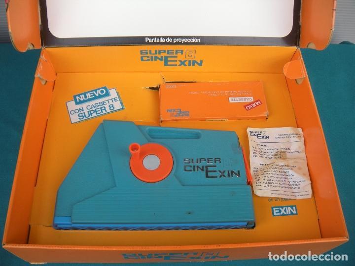 Juguetes antiguos Exin: SUPER CINEXÍN - Foto 5 - 133555606