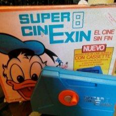 Juguetes antiguos Exin: SUPER CINEXIN. Lote 133763210