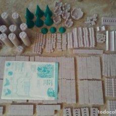 Juguetes antiguos Exin: EXIN CASTILLOS POPULAR DE JUGUETES, PDJ. CASTILLO DE LAS HADAS. Lote 133831722