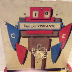 Juguetes antiguos Exin: BALONCESTO PATENTADO EXIN. Lote 137793365