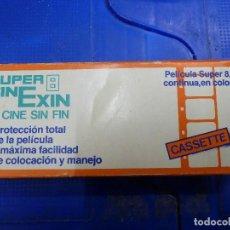 Juguetes antiguos Exin: PELICULA DE SUPER CINEXIN DONALD EN MARINERO DESAFORTUNADO REF. 0811. Lote 139090222