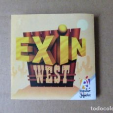 Juguetes antiguos Exin: CATALOGO ORIGINAL EXIN WEST..DE POPULAR DE JUGUETES.... Lote 140762098